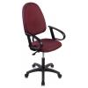 Компьютерное кресло Бюрократ CH-1300, бордовое, купить за 2 090руб.
