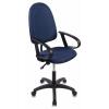 Компьютерное кресло Бюрократ CH-1300, синее, купить за 1 990руб.