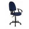 Компьютерное кресло Бюрократ CH-300 JP-15-5 синее, купить за 2 990руб.