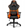 Игровое компьютерное кресло Cougar Armor, оранжево-черное, купить за 15 690руб.