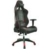 Игровое компьютерное кресло Бюрократ CH-776, черно-красное, купить за 14 886руб.