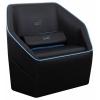 Игровое компьютерное кресло Aerocool P7-CH1 AIR, черно-синее, купить за 10 920руб.