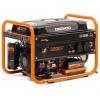 Электрогенератор Daewoo Power Products GDA 3500E, черно/оранжевый, купить за 28 030руб.