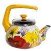 Чайник для плиты Interos 15025 Настроение (2,2 л), купить за 1 810руб.