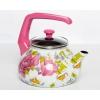 Чайник для плиты Interos 2545 Пион (2,2 л), купить за 1 515руб.