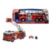 товар для детей Пожарная машина с водой, 62 см.,свет, звук, аксессуары