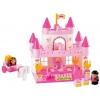 Конструктор Ecoiffier  Замок принцессы, pink, купить за 1 280руб.