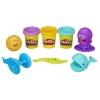 Набор игровой Hasbro play - doh (для творчества), Подводный мир, купить за 840руб.