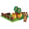 Конструктор Маша и Медведь, Пчелиная ферма Мишки, купить за 1 690руб.