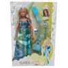 товар для детей Игрушка Кукла Штеффи-супермодель в длинном платье, 3в,