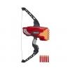 Товар для детей Hasbro nerf бластер мега лук, разноцветный, купить за 1 660руб.