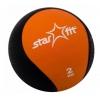 Мат гимнастический Starfit Pro GB-702 (2 кг), оранжевый, купить за 1 395руб.