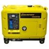 Электрогенератор Champion DG6501ES+ATS, желтый, купить за 83 585руб.