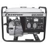 Электрогенератор Champion GG3000, серый, купить за 12 190руб.