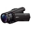 Видеокамеру Sony FDR-AX100E, Black, черный, купить за 97 875руб.