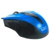 Мышка CBR CM 301 синяя, купить за 220руб.