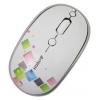 Мышка A4 G9-555FX-1WhCubic, беспроводная, USB, купить за 990руб.
