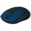 Мышка Defender MM-605 USB, синяя, купить за 395руб.