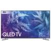 Телевизор Samsung QE55Q6FAMU, серый металлик, купить за 79 585руб.
