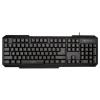 Клавиатура Oklick 740G USB, черная, купить за 990руб.