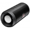 Портативная акустика Ginzzu GM-894B, черная, купить за 1 165руб.