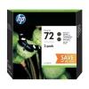 Картридж для принтера HP №72 P2V33A, Черный, купить за 12 880руб.