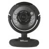 Web-камера Trust SpotLight Webcam, черная, купить за 860руб.