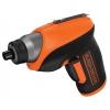 Дрель Black Decker CS3652LC-X, оранжевый, купить за 2 860руб.