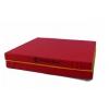 Мат гимнастический Perfetto Sport № 10, красно-жёлтый, купить за 2 550руб.