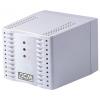 Стабилизатор напряжения Powercom TCA-1200,  белый, купить за 1 730руб.