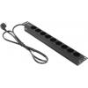 Удлинитель электрический 5bites PDU919A04, блок розеток, шнур 1.8м, купить за 1 020руб.