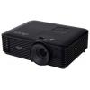 Мультимедиа-проектор Acer X118, черный, купить за 22 395руб.