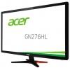 Acer GN276HLbid, черный, купить за 19 975руб.