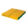 Мат гимнастический Perfetto Sport № 11 зелёно-жёлтый, купить за 1 930руб.