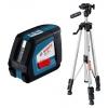 Нивелир Bosch GLL 2-50 (0.601.063.105) лазерный, купить за 17 065руб.