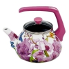 Чайник для плиты Interos 15116 Орхидея (2,2 л), купить за 1840руб.