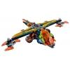Конструктор LEGO Nexo Knights Аэро-арбалет Аарона (для мальчиков), купить за 3 625руб.