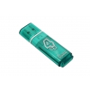 Usb-флешка SmartBuy Glossy 4Gb зеленая, купить за 350руб.
