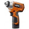 Гайковерт AEG BSS 12C Li-202C оранжевый, купить за 11 200руб.