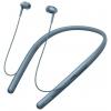Наушники Sony WI-H700 голубые, купить за 9935руб.