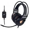 Гарнитура для пк Gigabyte Gaming Aorus H5, черная, купить за 4 690руб.