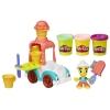 Набор игровой Hasbro play - doh Город (для творчества), Грузовичок с мороженым, купить за 1 065руб.