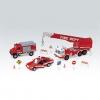 Набор игровой Welly Пожарная служба (машинки), 10 шт., купить за 1 200руб.