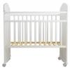 Детская кроватка Агат Золушка-8, белая, купить за 2 225руб.