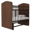 Детская кроватка Агат Золушка-10, вишня, купить за 3 205руб.