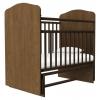 Детская кроватка Агат Золушка-10, орех, купить за 3 130руб.