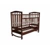 Детская кроватка Агат Золушка-2, вишня, купить за 4 050руб.
