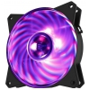 Кулер Cooler Master MF120R RGB LED Fan, 3pin, купить за 1 240 руб.