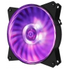 Кулер Cooler Master MF121L RGB LED Fan, 3pin, купить за 855 руб.