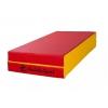Мат гимнастический Perfetto Sport № 3 red-yellow, купить за 1 740руб.